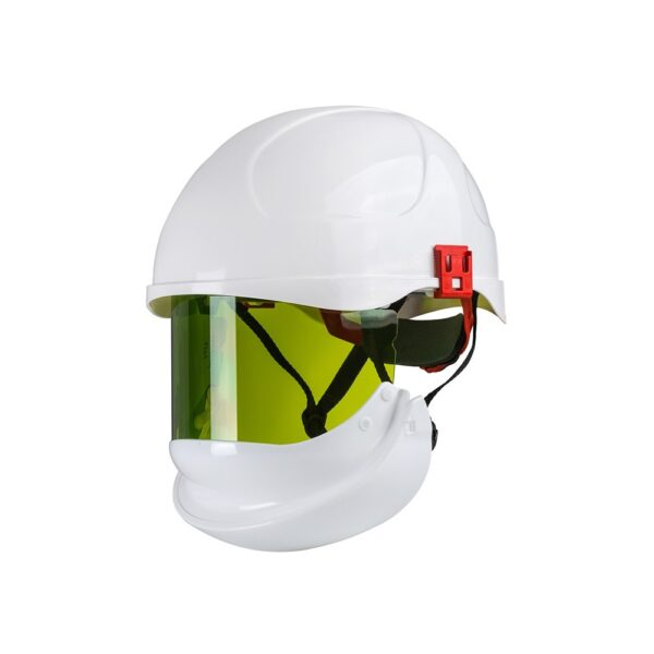 Защитный щиток из поликарбоната от электрической дуги VISORF14