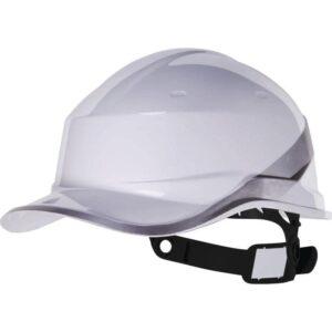 Защитная каска из термопластика АБС с козырьком DIAM5BCFL