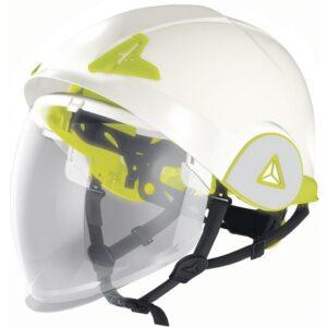 Двойной защитный шлем из АВС-пластика с экраном ONYXBJ
