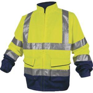 Куртка рабочая сигнальная Delta Plus PHVES