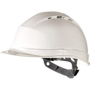 Каска строительная защитная с вентиляцией QUAR1BC
