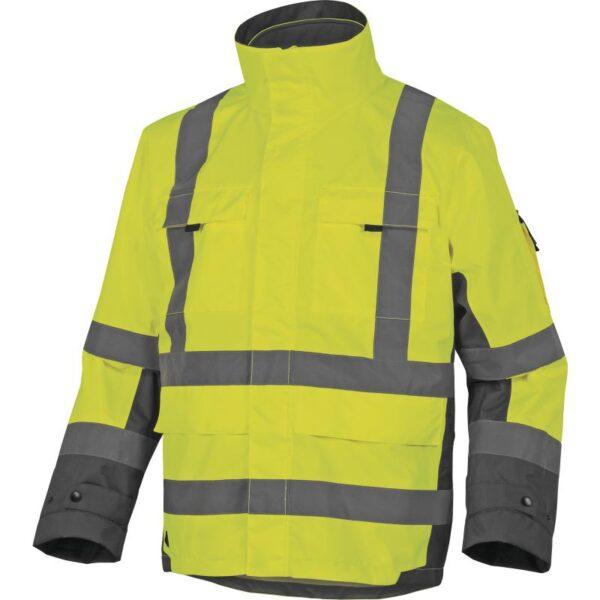 Куртка светоотражающая Delta Plus TARMAC 4 в 1